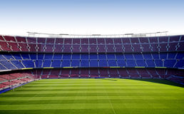 Big stadium Royalty Free Stock Images