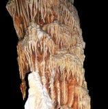 Big stalactites Stock Photo