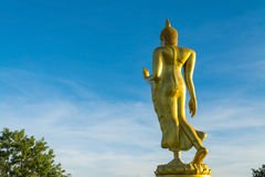 Big standing buddha Royalty Free Stock Photography
