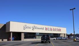 Free Big Star Supermarket, West Memphis, Arkansas Stock Photography - 104721302