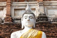 Big Statue of Buddha in Thailand Stock Photo