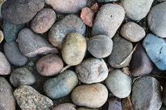 Big stone background. Big pile of stones as a background Stock Photos