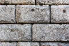 Big stone blocks Royalty Free Stock Images