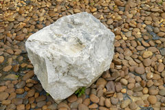 Big stone Royalty Free Stock Images