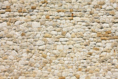 Big stone wall Royalty Free Stock Photography