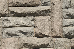 Big stone wall Royalty Free Stock Photo