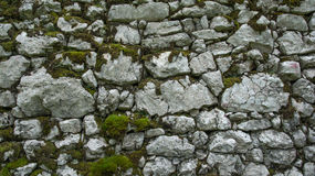 Big stone wall texture Royalty Free Stock Image