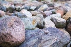 Big stones Stock Image