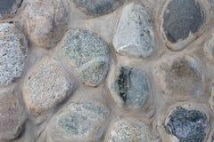 Big stones road Stock Photo