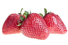 Big strawberr Royalty Free Stock Image
