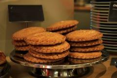 Big stuffed cookies Stock Images