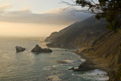 Big Sur Royalty Free Stock Images