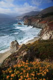 Big Sur Stock Photo