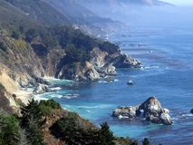 big sur obraz royalty free