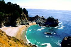 Big Sur Royalty Free Stock Image