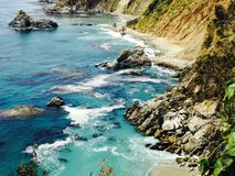 big sur Obraz Stock