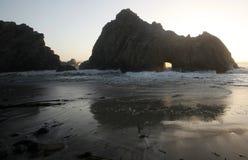 Big Sur Beach Royalty Free Stock Image