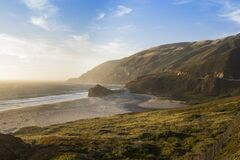 Big Sur, CA #3 Royalty Free Stock Photo