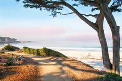 Big Sur, CA, los E.E.U.U. Fotos de archivo