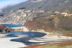 Big Sur, California Imagen de archivo libre de regalías