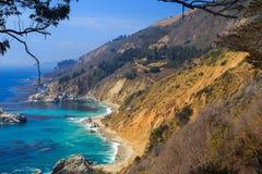 Big Sur, California Immagini Stock Libere da Diritti