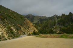 Big Sur, California Foto de archivo