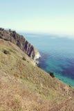 Big Sur in California. Stock Photo