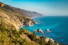 Free Big Sur, California Central Coast, USA Royalty Free Stock Photography - 188863477