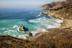 Big Sur and the California Coast Royalty Free Stock Image