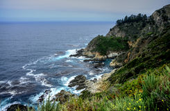 Big Sur California Royalty Free Stock Photo