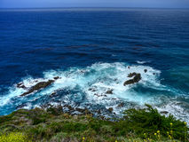 Big Sur California Stock Image