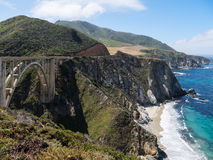 Big Sur California Royalty Free Stock Image