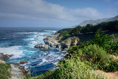 Big Sur California Stock Photos
