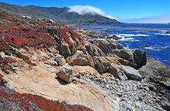 Big Sur California Stock Photography