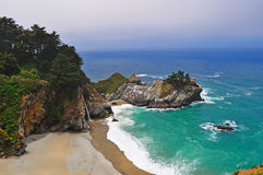 Big Sur, California, United States of America, Usa Royalty Free Stock Images