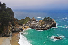 Big Sur, California, United States of America, Usa Royalty Free Stock Image