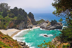 Big Sur, California, United States of America, Usa Stock Photography