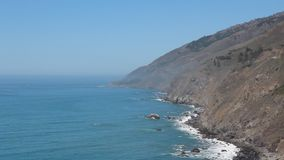 Big Sur, California stock footage