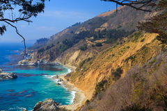 Big Sur, Califórnia Imagens de Stock Royalty Free
