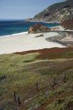 Big Sur Coast. The Big Sur coast in Calfornia Stock Image