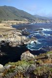 Big Sur Coast. Big Sur Scenery in California, U.S.A stock images
