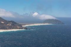 The Big Sur coast, California Royalty Free Stock Photography
