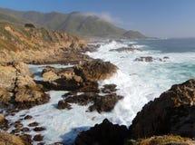 Big Sur coast, near Monterey, California, USA Royalty Free Stock Image