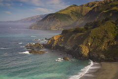 Big Sur Coastline Royalty Free Stock Photography