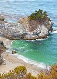 Big Sur Coastline California Stock Image