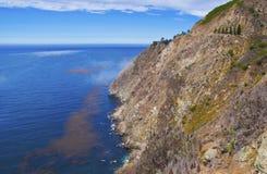 Big Sur Coastline California Royalty Free Stock Image