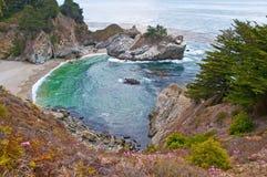 Big Sur Coastline California Stock Images