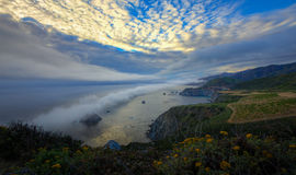 Big Sur Coastline Stock Photo
