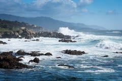 Big Sur hohes way1 Stockfoto