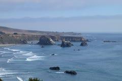 Big Sur - Kalifornien, Vereinigte Staaten Lizenzfreie Stockfotografie